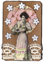 ATC vintage by Sofairy536