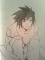 L Lawliet 2 by IntoTheNothing