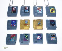 NES-Set by ChinookCrafts