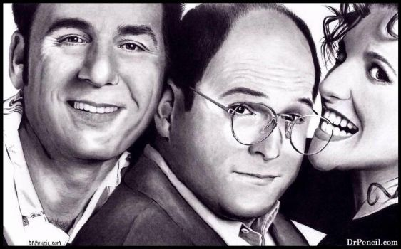 Seinfeld Group - SIDE 1 by Doctor-Pencil