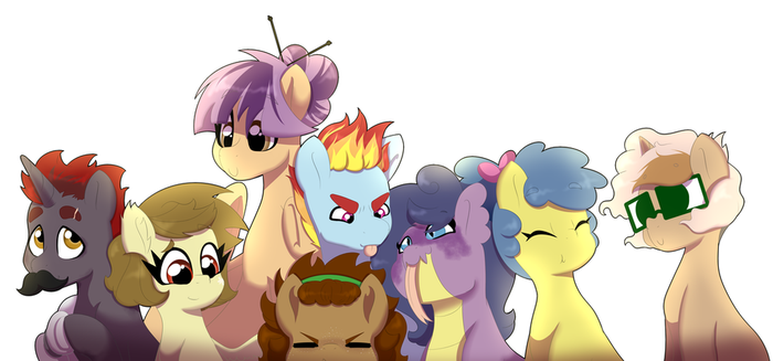 All grown up by MaruKouhai