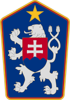 Czechoslovakia Coat of Arms by FederalRepublic
