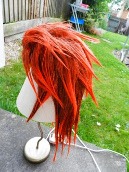 Kingdom Hearts: Axel Wig by QueenNargles