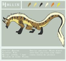 Ref: Hollin by MintyMaguire