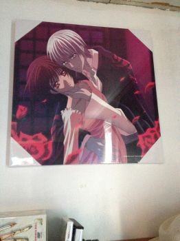 Vampire Knight wall thing by princessHinamori1035