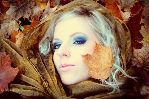 Les feuilles by TheHoshi