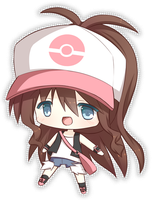 Chibi Collection - Page 4 Touko_by_peachycandy-d550duy