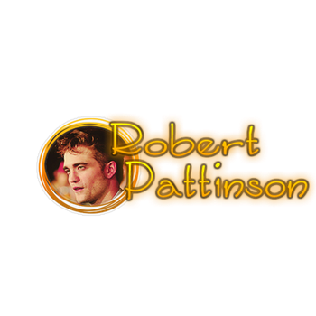 Texto Png Robert Pattinson by Karlivery
