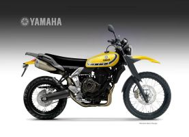 YAMAHA MT-07 DIRTIEST SON  USA by obiboi