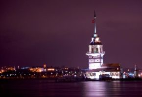 the maiden's tower by puhp