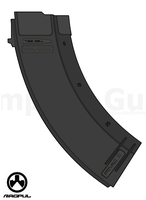 Magpul Standard AK mag by GeneralTate
