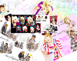Antic cafe wallpaper set by Hizaki-Project