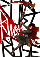 Ruby Rose! by EizenHower