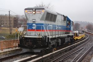 Staten Island Railroad by ZCochrane