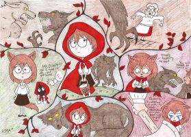 ROSIE - A Riding Hood Story by nerdsman567