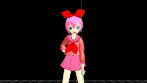 MMD Giggles New Download by Nanashione