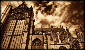Dom church in Utrecht by pagan-live-style