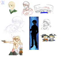 Eesti dump 1 -sketches etc.- by Chary9