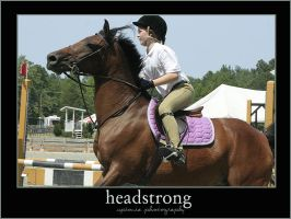 Headstrong by ziptothestar
