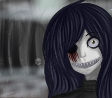 Lilianne - she sees you by Myglob