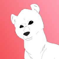 Polar bear by ResidentofGothamCity