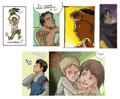 TP: iScribble Dump by yellowis4happy