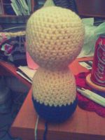 Amigurumi WIP by CreationsbyJolie