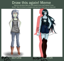 Draw This Again by EpicTaxi
