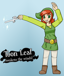 Toon Leaf by Sixala