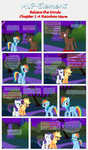 Believe the Winds: 004 by MLP-Element
