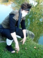Zabuza Cosplay 2 by S-lime