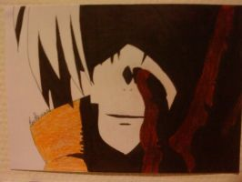 Allen - D.Gray-man_In the shadows by martha1101