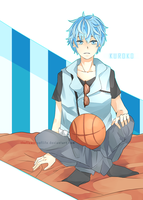 Kuroko, what are you doing? by raiinysummer