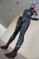 Plugsuit Rei - Acen 2013 by Shinigami-X