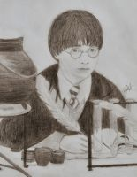 Harry Potter by GabrielaMachado