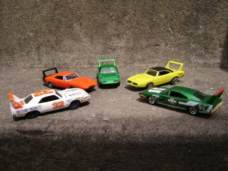 Wing cars by prorider