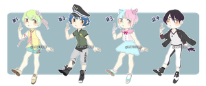 [CLOSED] Adopts Set #4 by Lavuette