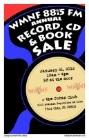 WMNF Record Sale by Thinkbolt