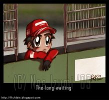 F1 chibis- The Long Waiting by Noe-Izumi