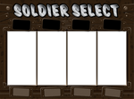 Metal Slug Soldier Select Template by Juliannb4