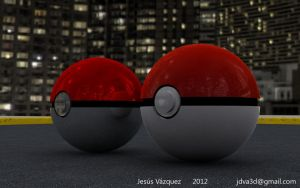 Pokeball by ToadJD