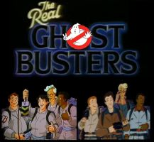 25yrs of the real ghostbusters by rgbfan475