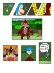 My Life as a blue haired sorceress page 12 by epic-agent-63