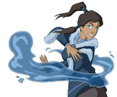 Korra by IntricateMagic