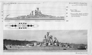 Technical Drawings: USS Nevada part 2 by bwan69