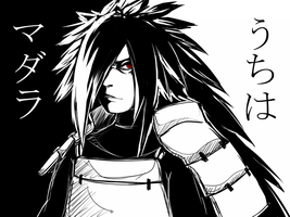 Duality Madara by FireEagleSpirit