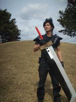 Zack Fair cosplay by 310322094