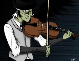 Undertaker will play a tune by Prota-Girl
