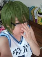 Midorima cos by VannessW