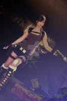 Lara Croft Devils punchbowl1 by ZOMBIEBITME